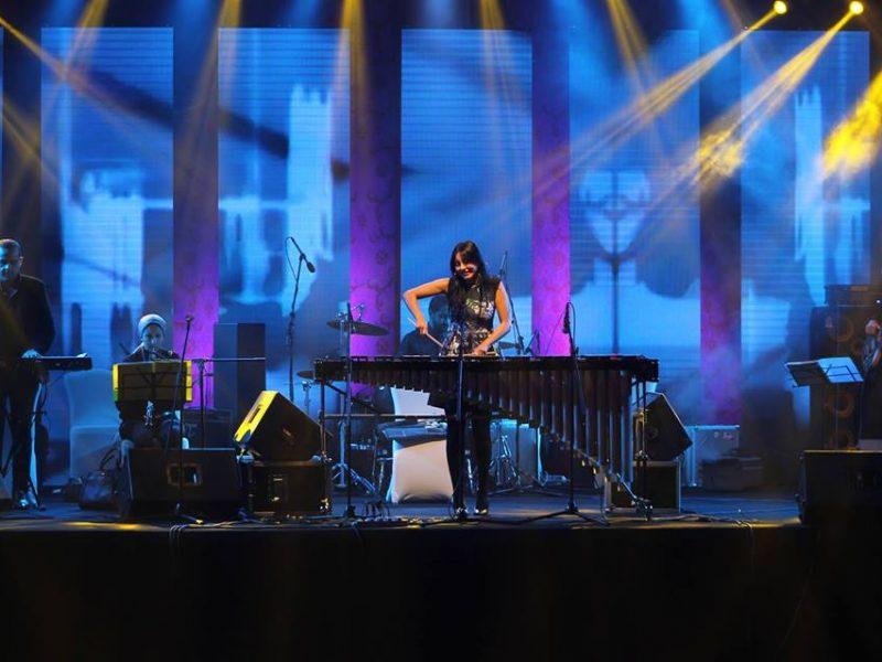 Nesma Abdel Aziz Cairo Opera House Concert